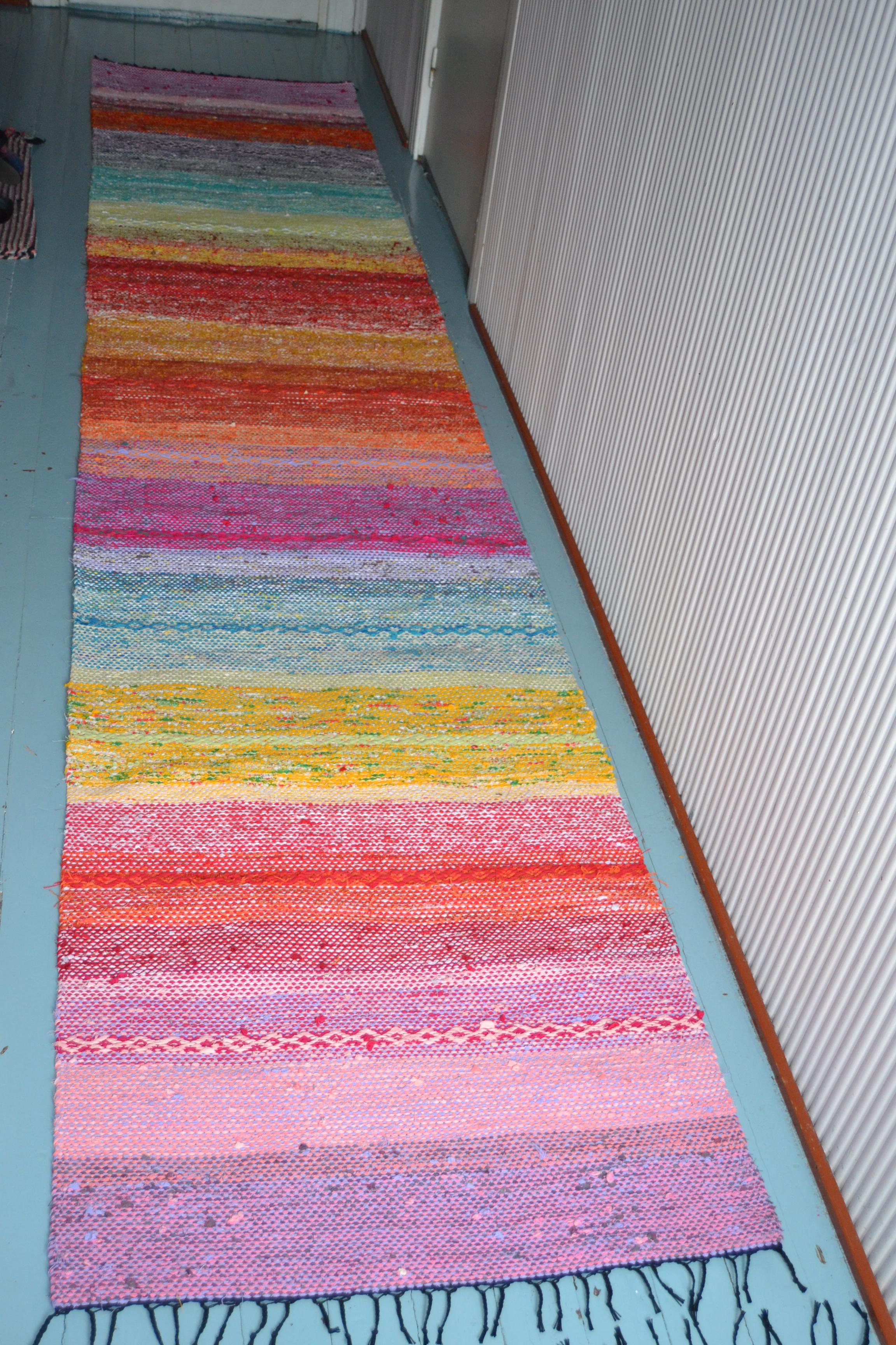 Käytävän matto 0.8 x 4m