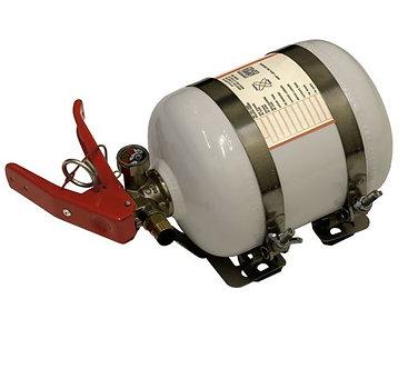 SPA Design Formula 1.25l AFFF FIA Approved Mechanical Extinguisher