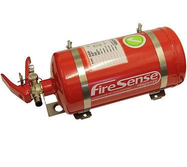 SPA Design 4 Litre AFFF FIA Approved Mechanical Extinguisher