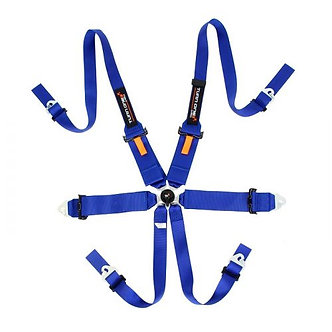 Turn-1 6-Point Hans Specific Harness