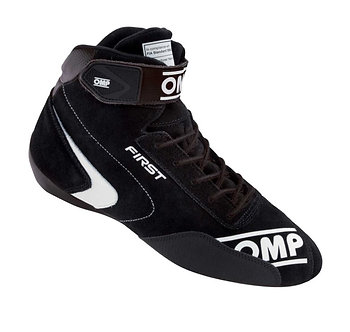 OMP First Race Boots FIA 8856-2018 Approved