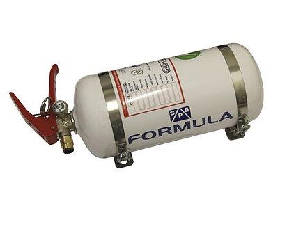 SPA Design Formula 2.25l AFFF FIA Approved Mechanical Extinguisher