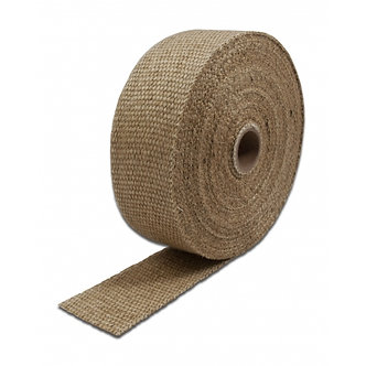 """Thermo-Tec """"Cool-it"""" Natural Exhaust Wrap - 2"""" Wide, 50' Long"""