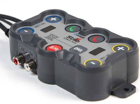 Stilo DG-10 Digital Rally Intercom