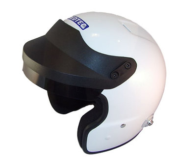 Hedtec Rapido FIA Approved Open Face Helmet
