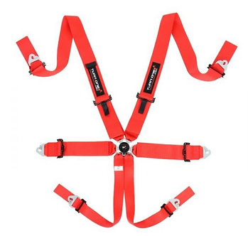 Turn One Speed 6-Point Harness - 2020 Stock
