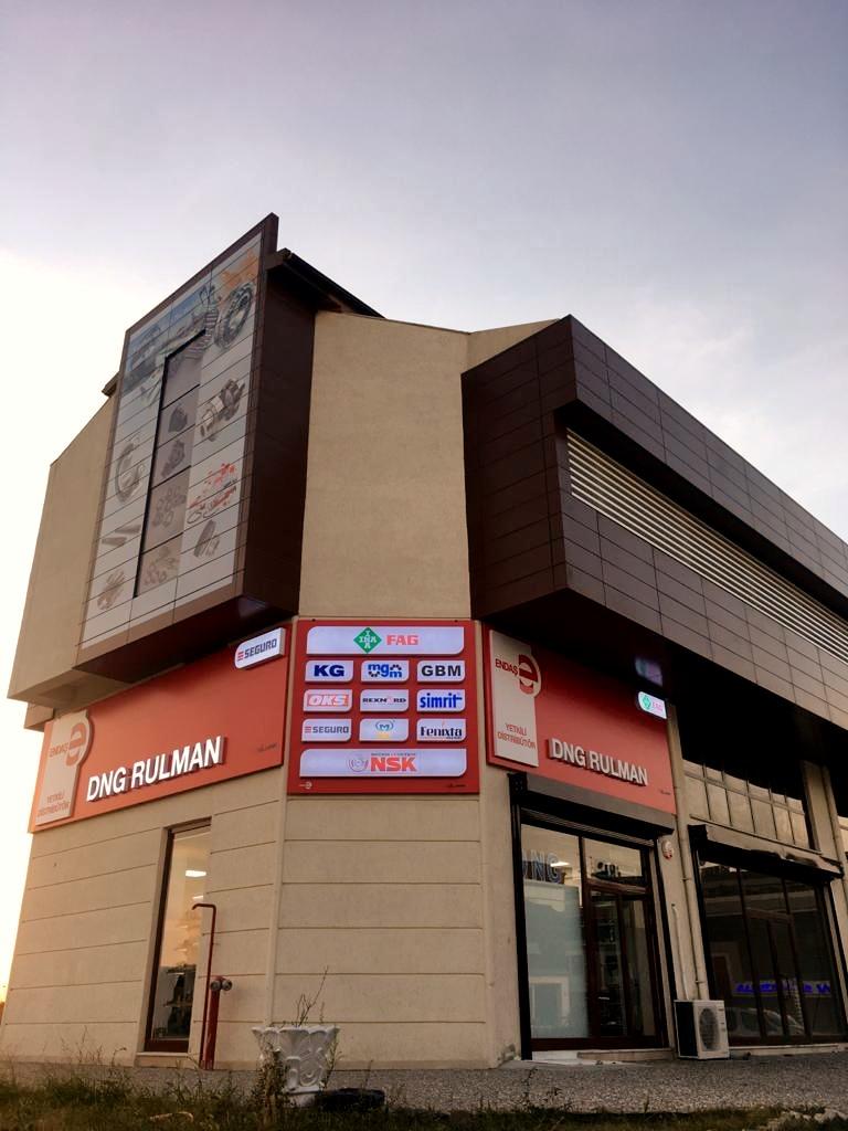Bursa Yetkili Bayii / DNG Rulman / 0224 245 6201