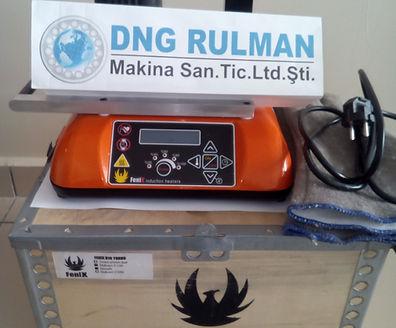 fenix rulman ısıtma cihazı fag rulman ısızma cihazı indiksyon cihacı