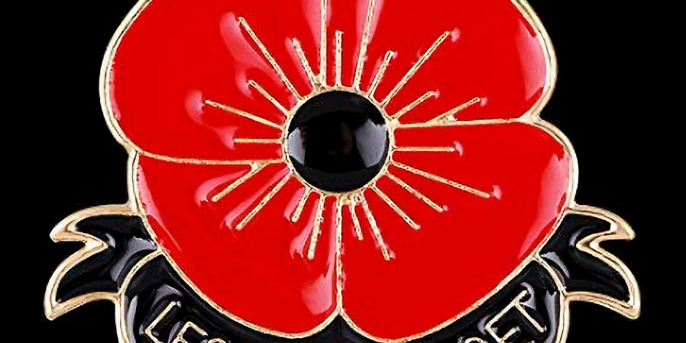 Remembrance Parade 6 Locations