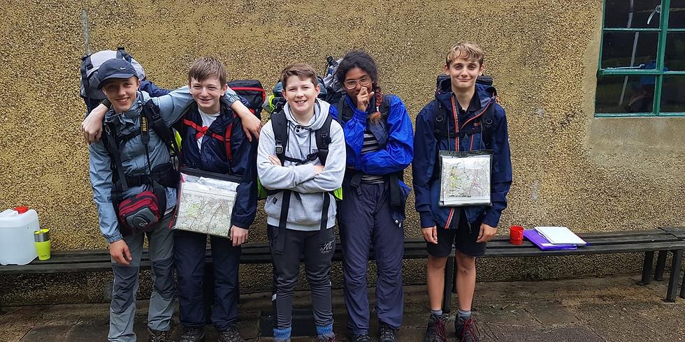 Bronze DofE Expedition
