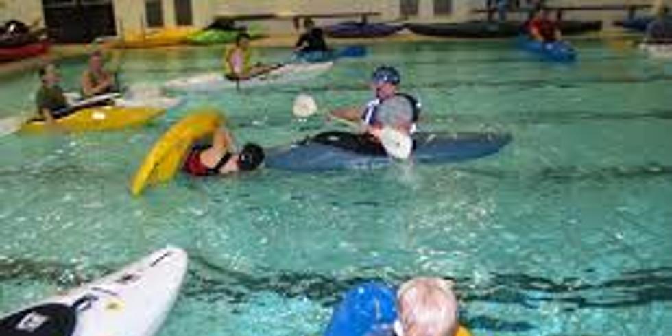 Pool Paddle Session