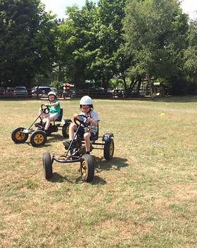 Hopehill - Pedal cars