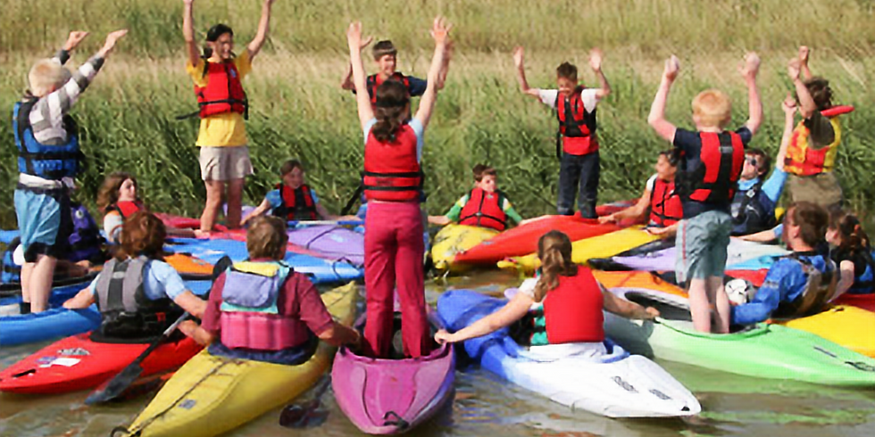 Paddlesport experience sessions