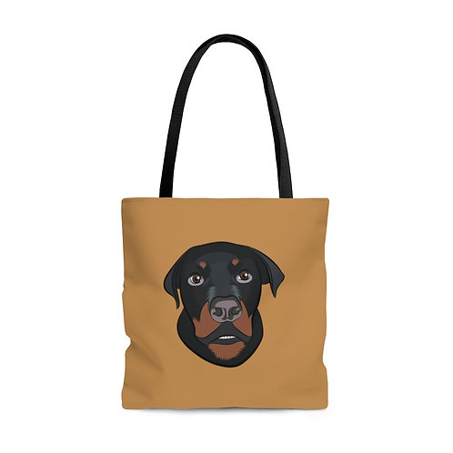Dog the Boss Tote