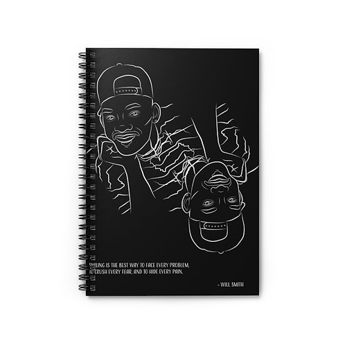 Fresh Prince - Spiral Notebook