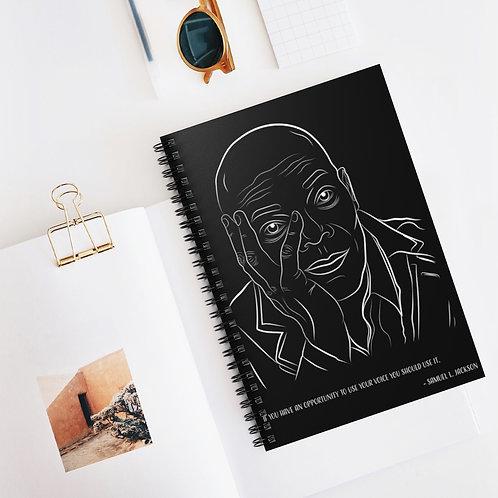 Samuel L. Jackson Notebook