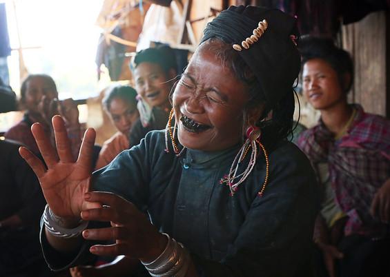 Eng Woman, Kengtung, Shan State