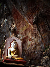Religious Caves, Hpa an, Kayin State
