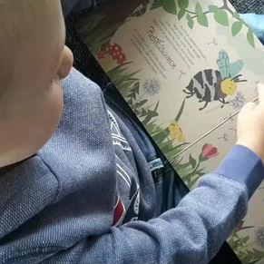 Über Kommunikation und unser Leben mit Kinderbüchern