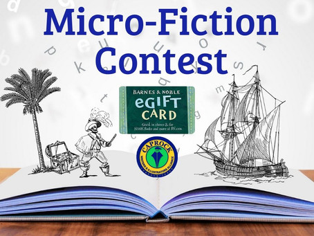 Microfiction Contest Winners Announced!