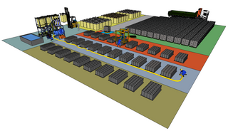 Общий вид основного производственного участка