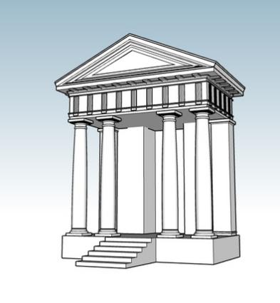 Храм Нептуна с фото