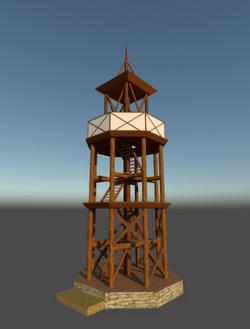 Башня Бель Вью с фото