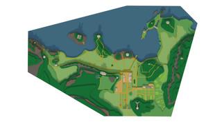 Обзор макета парка Монрепо