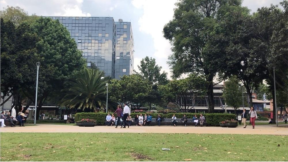 Parque 93, Bogota