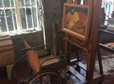 The Frida Kahlo Museum, Mexico