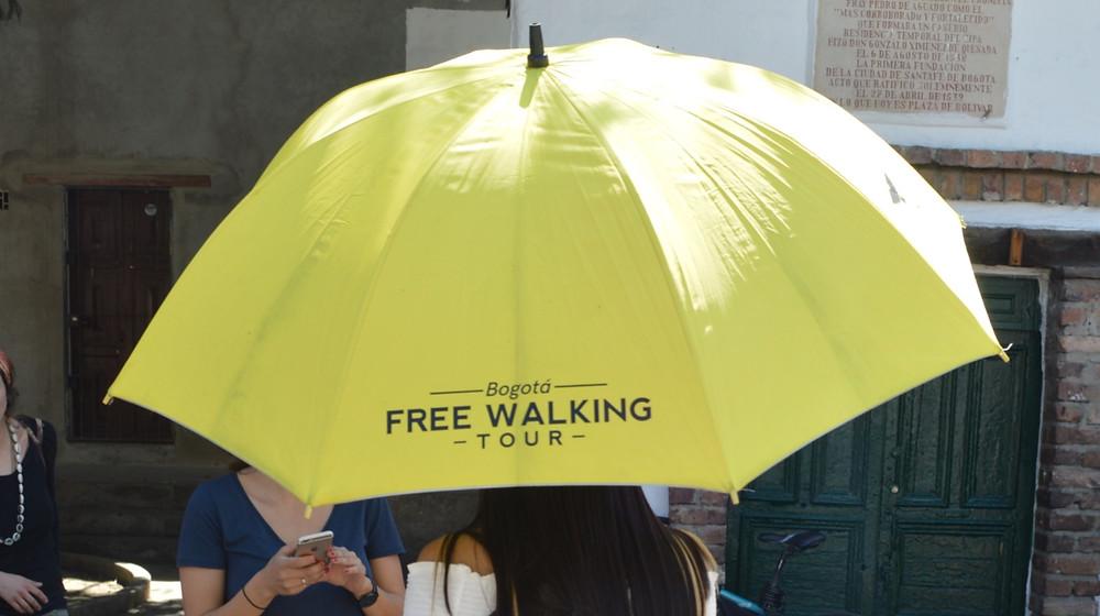 Gran Colombia Free Walking tour