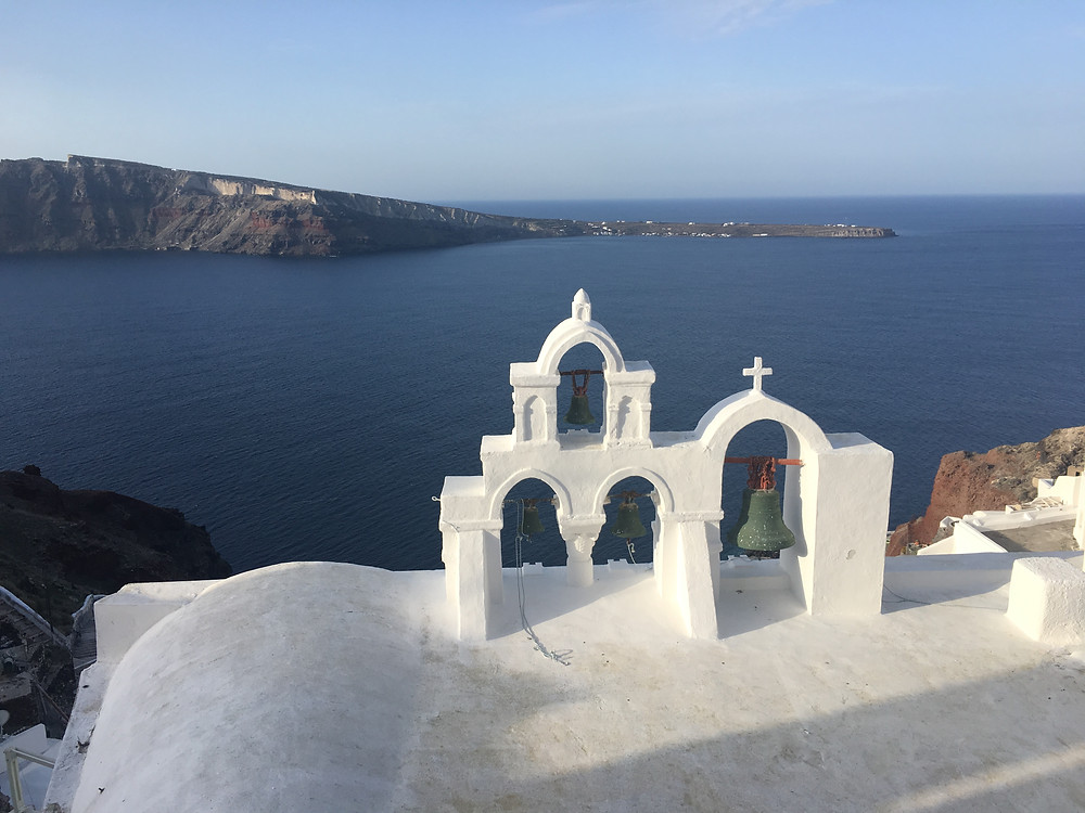 View from Oia