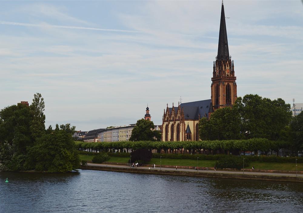 Three Kings Church, Frankfurt Germany