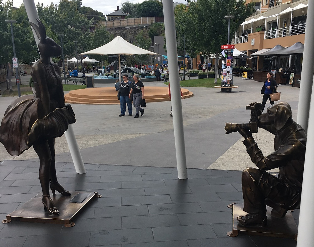 Art in Tasmania