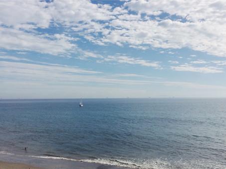 Work trip to Santa Barbara