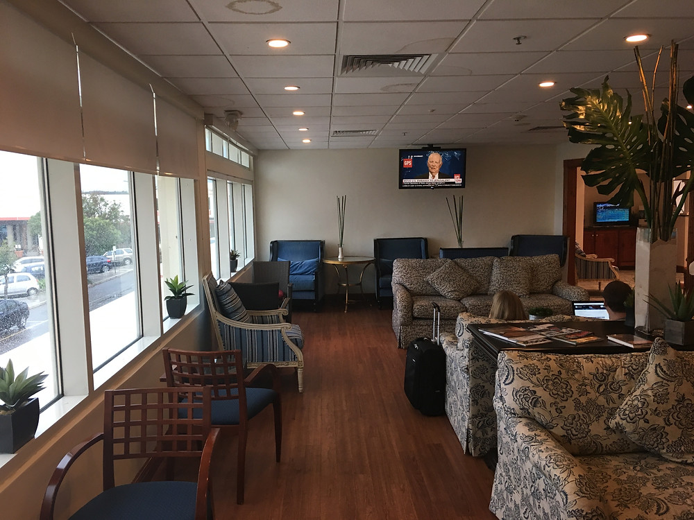 The Graycliff Luxury Lounge, L.F Wade International Airport