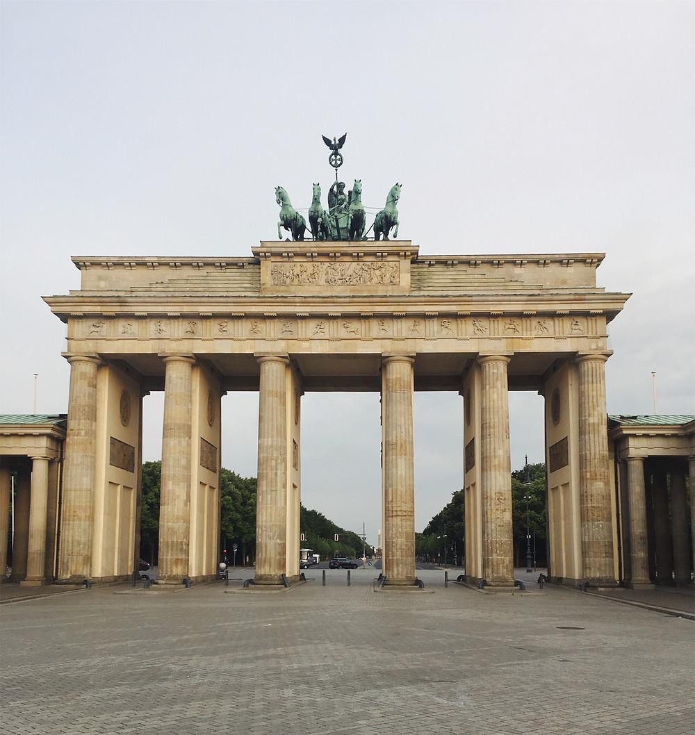 Brandenburg Gate,Berlin