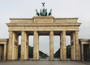 I saw the Berlin wall