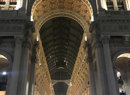 Overnight in Milan