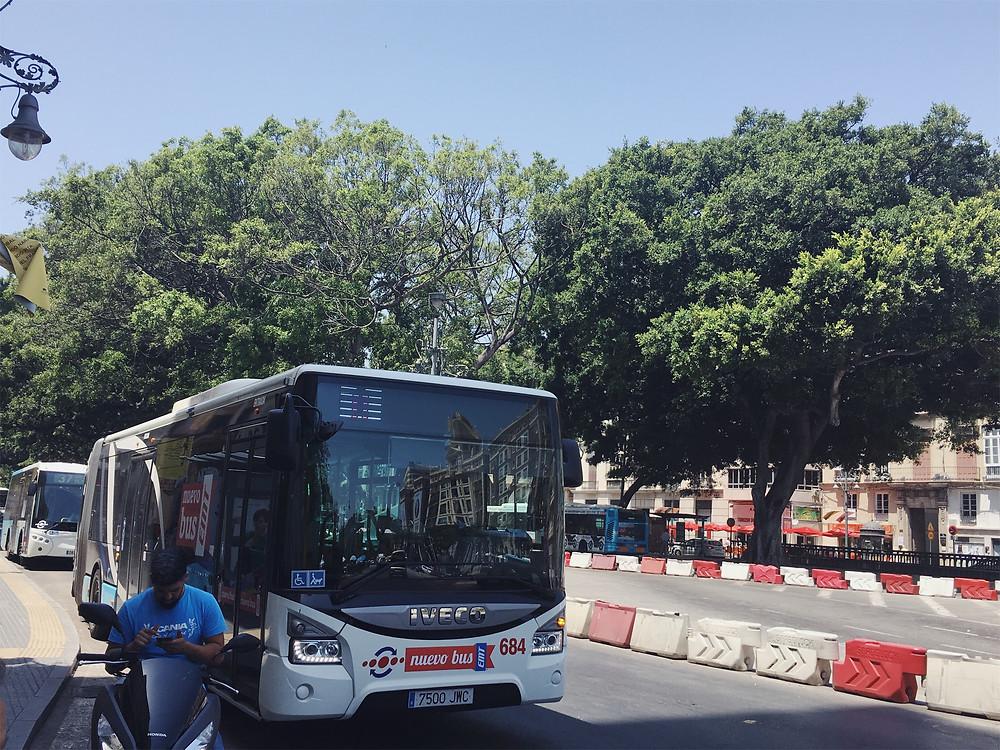 An Aeroporto Express bus