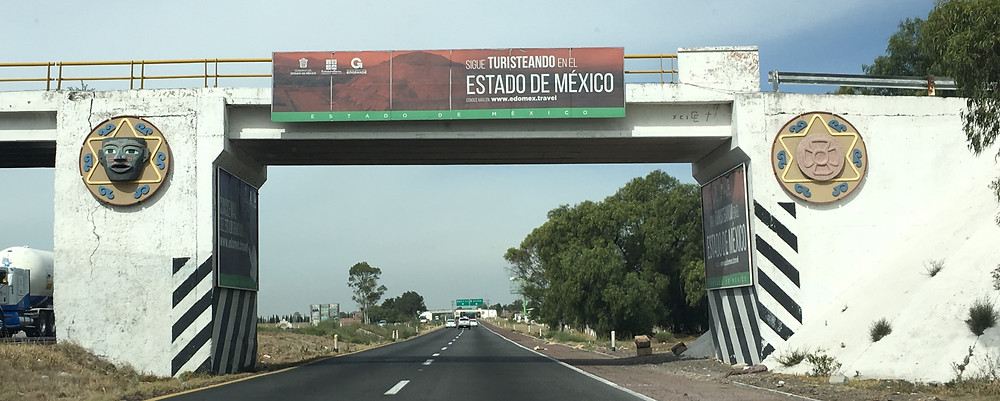 Road to Mexico City