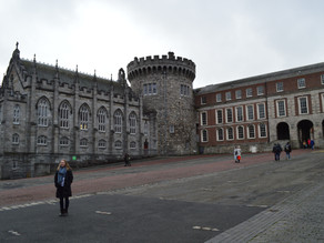 Touring in Dublin