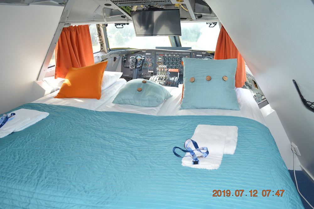 Double Bed Ensuite Cockpit