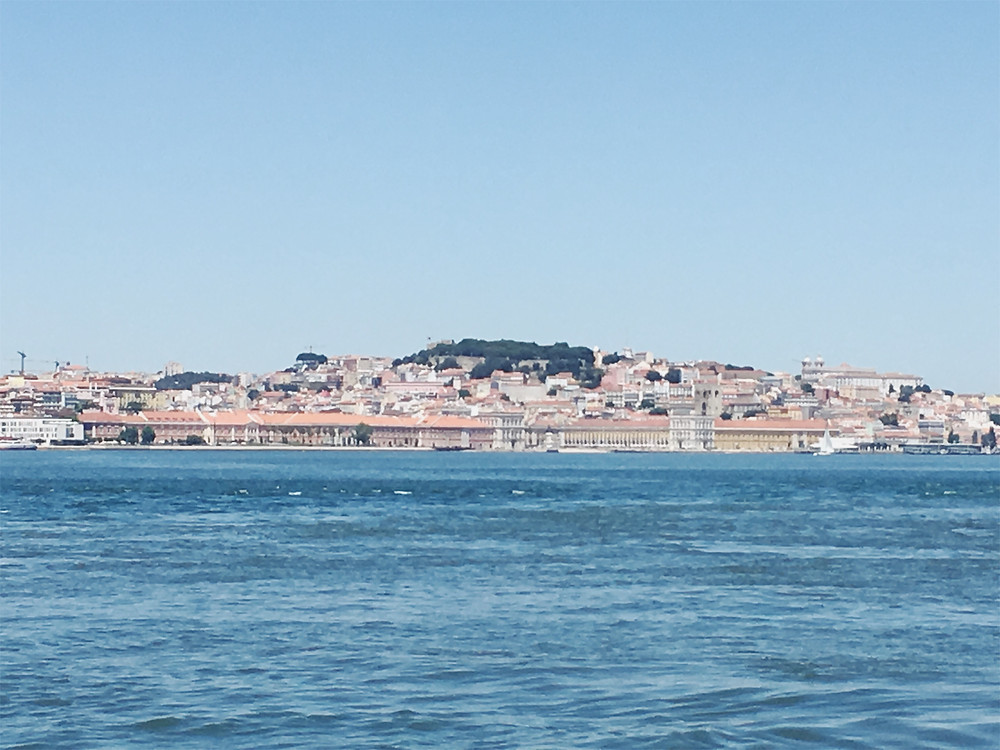 View of Lisboa
