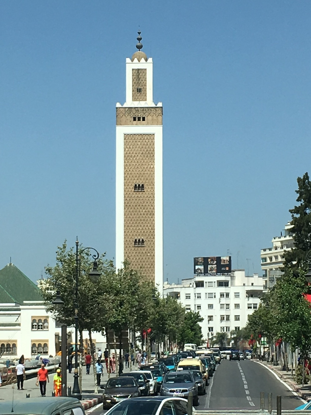 Tower in Tangier