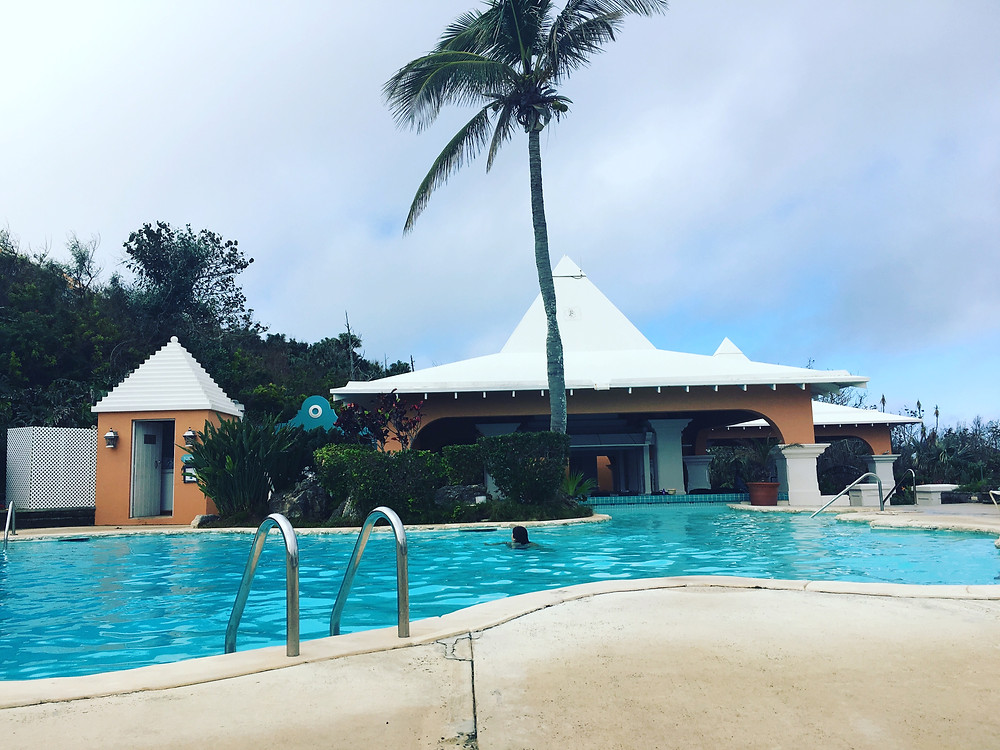 The Pool at Grotto Bay