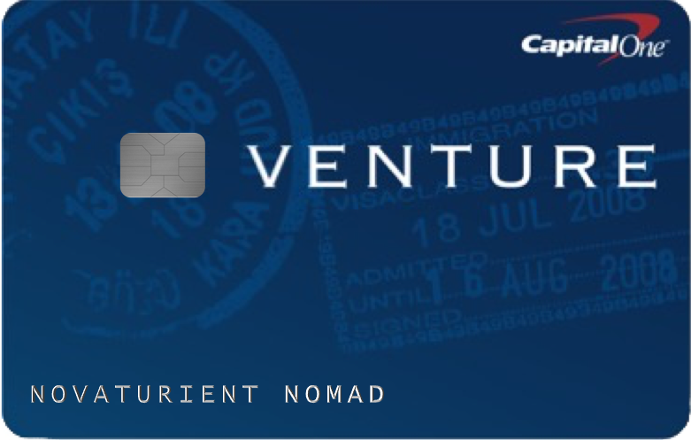 The Capital One VentureOne Rewards Credit Card