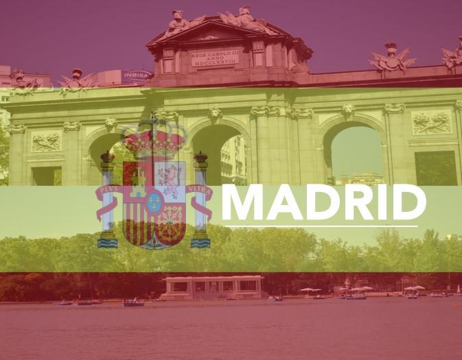 Novaturient Nomad x Madrid