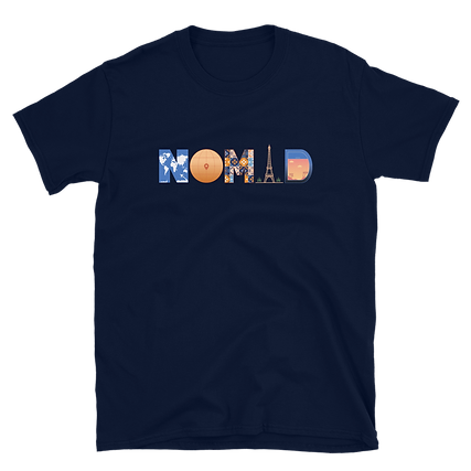 Nomad T-shirt by Novaturient Nomad heade