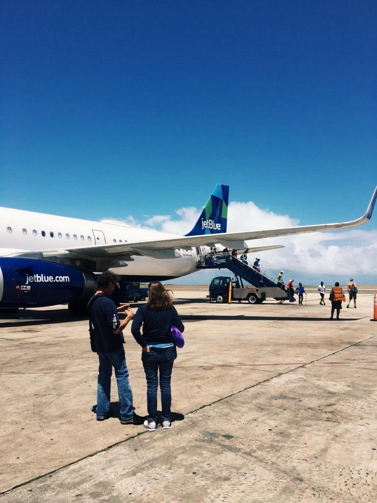 Jet Blue Terminal 5 JFK